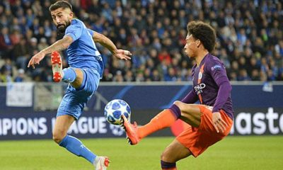 Champions League: Hoffenheim against Manchester City