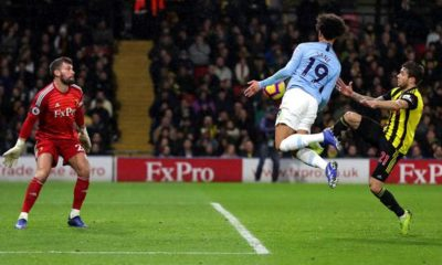 International: Sane meets - City trembles to victory at Watford