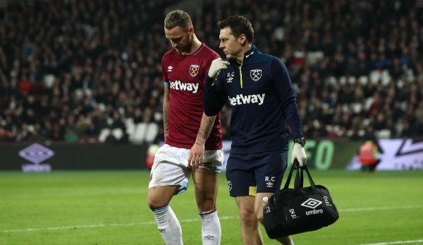 Premier League: Arnautovic injured at West Ham victory out