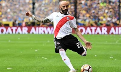 "International: Pinola: Superclasico? ""No game for idiots"""