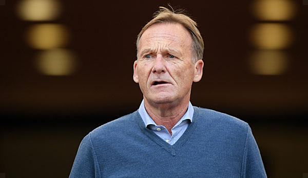 "Bundesliga: Watzke exclusive to Revierderby: ""Are we ready for such a fight?"""