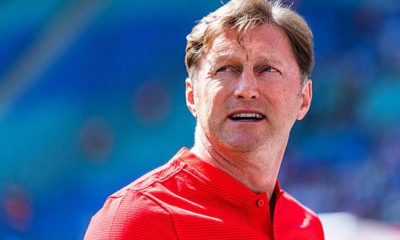 "Premier League: Hasenhüttl: I'm not the ""Alpen-Klopp"""