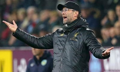 "Premier League: Klopp complains about Burnley: ""Is like bowling"""