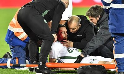 Ligue 1: Head injury: all-clear for Subotic