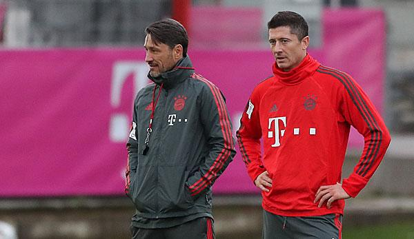 "Bundesliga: Lewandowski about Kovac: ""This insight is not a sign of weakness"""