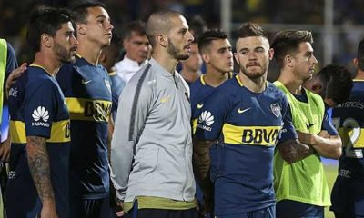 Internationa: Copa: Boca appeal rejected again