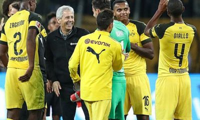 Bundesliga: Lucien Favre at BVB: The Adhesives Man