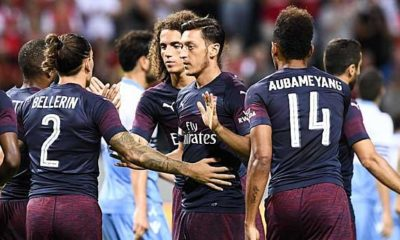 Premier League: Arsenal: Laughing gas party of Özil and Co.?