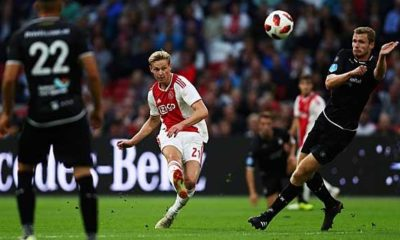 International: De Jong on the verge of a record change in summer