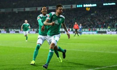Bundesliga: Bremen celebrates working victory against Düsseldorf: Kohfeldt's Joker stab