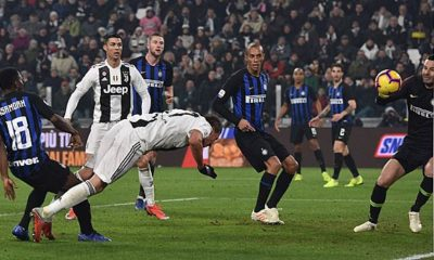 Series A: Juventus beats Inter: Mandzukic decides Derby d'Italia