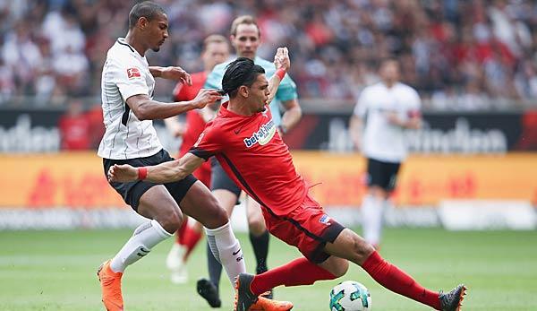 Bundesliga: Hertha BSC against Eintracht Frankfurt live today
