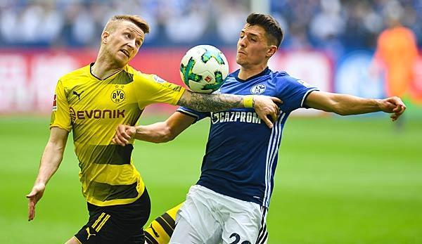 Bundesliga: Schalke 04 against BVB today in LIVE-TICKER