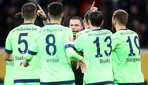 Bundesliga: Schalke-BVB: The referee