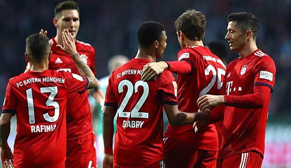 Bundesliga: FC Bayern vs. Nürnberg live today