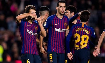 Primera Division: Barcelona Derby live today