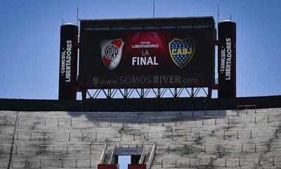 International: Copa final: Stadiums remain closed