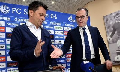 Bundesliga: S04: This is how Tönnies plans with Heidel/Tedesco
