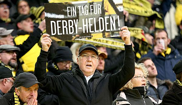 Bundesliga: The history of the derby district: How sympathy turned into hatred