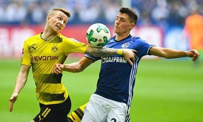 Bundesliga: Schalke's Schöpf warns BVB against derby