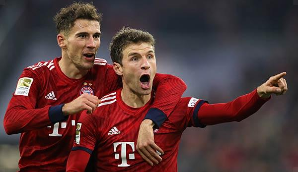 Bundesliga: User talk: Will the Bavarian upswing continue in the Derby?