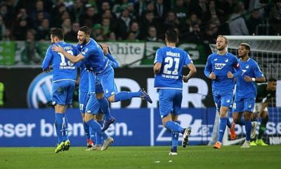 Bundesliga: Wolfsburg's race to catch up stopped for now