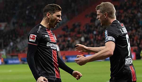 Bundesliga: Joker Alario gives Bayer work victory