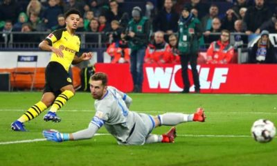 Bundesliga: BVB cheers! Sancho decides territory derby