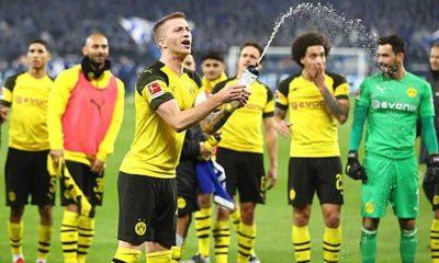 "Bundesliga: Reus: ""S04 played funny soccer"""