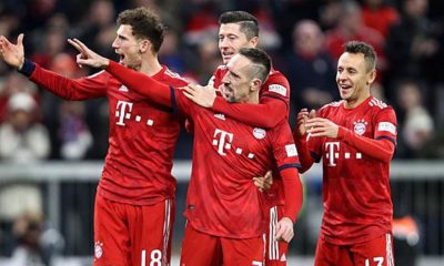 Bundesliga: FC Bayern after the victory against Nuremberg: Hurrah, we have a system!