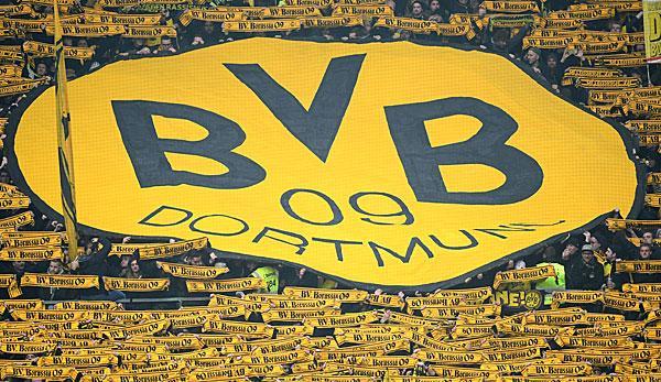 Bundesliga: Fans prepare BVB stars for pyro reception