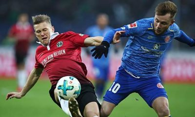 Bundesliga: Mainz 05 against Hannover 96 live today