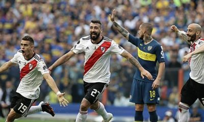 International: River Plate against Boca Juniors in LIVE stream today