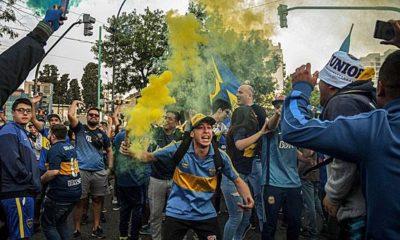 "Copa Libertadores: Argentine ""football war"" in Madrid: 300 death threats, 5000 policemen"
