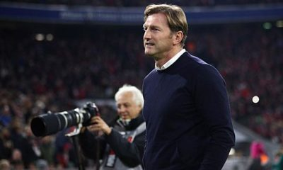 Premier League: FCB cancellation: Hasenhüttl feels confirmed
