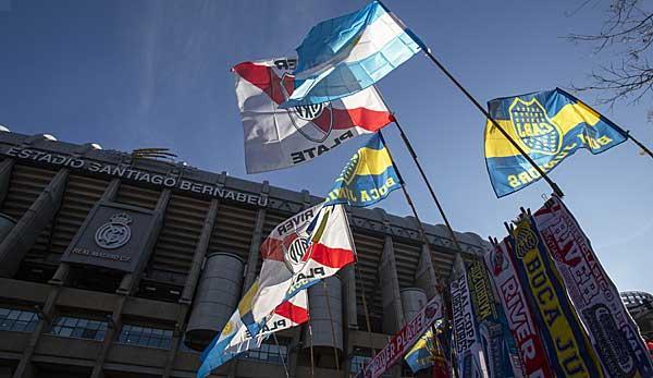 International: River Plate - Boca Juniors in live ticker