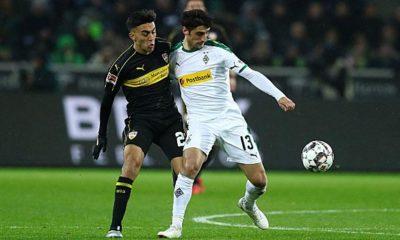 Bundesliga: Gladbach's Joker, a sending-off and an own goal finish the VfB