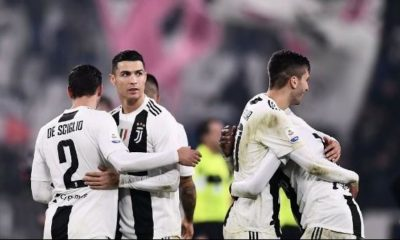 "Serie A: CR7 with top against Real: ""Here no player feels better than others""."