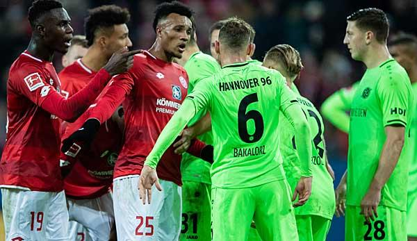 Bundesliga: Video proof: 96 demands consequences of DFB
