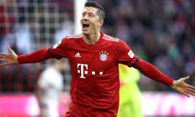 Bundesliga: Robert Lewandowski and FC Bayern: Almost like new born