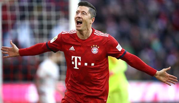 Bundesliga: Robert Lewandowski and FC Bayern: Almost like new born